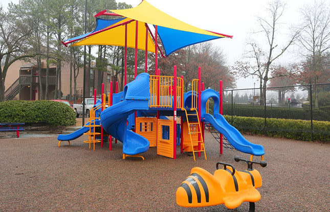 Playground At Parc Shores