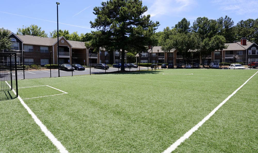 Sports Court At Parc at 1695