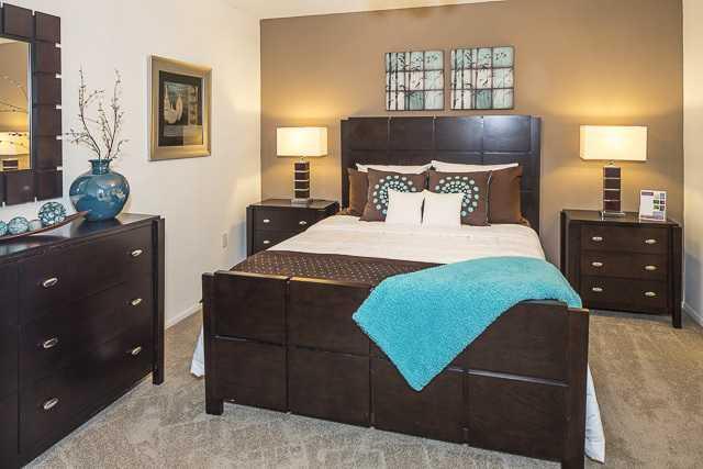 Northgreen at Carrollwood bedroom
