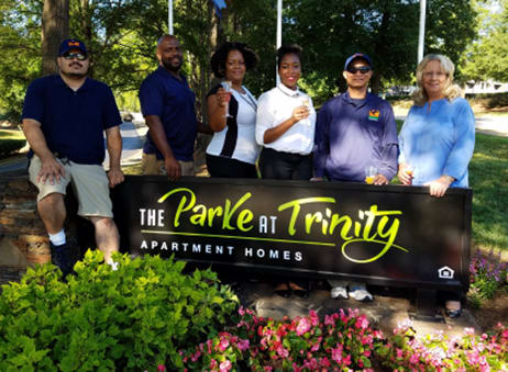 Employees of The Parke At Trinity