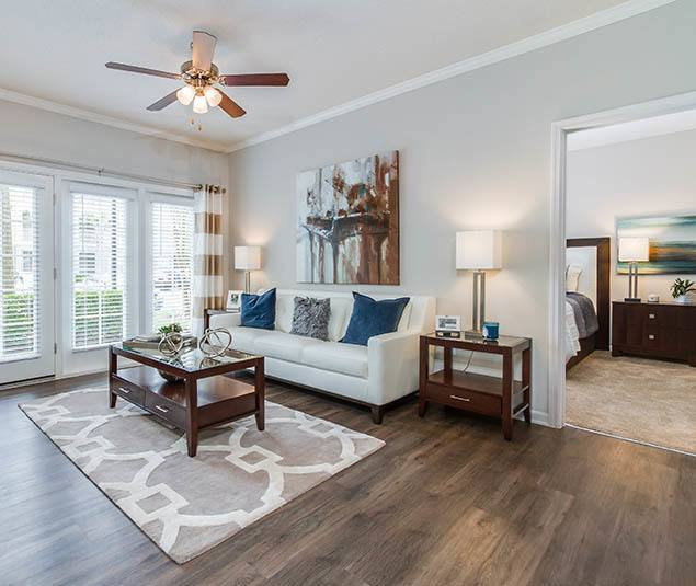 The Preserve at Tampa Palms offers spacious  bedroom apartments for rent in Tampa