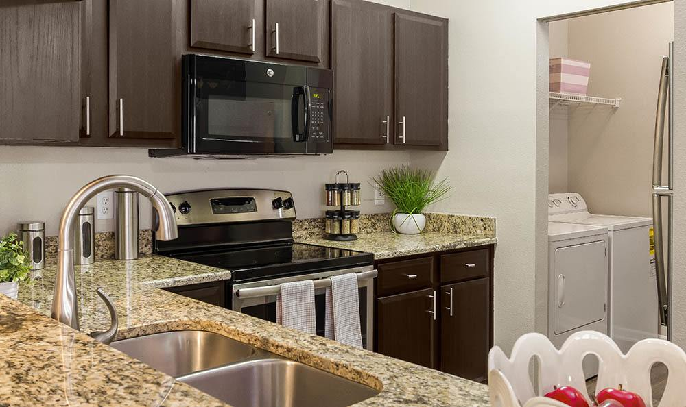 Well Appointed Kitchen at The Preserve at Tampa Palms in Tampa, FL