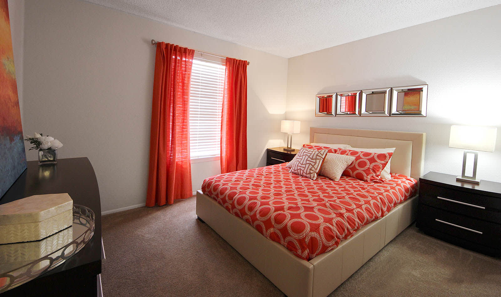 Bedroom With Natural Light at Altamonte at Spring Valley in Altamonte Springs, FL