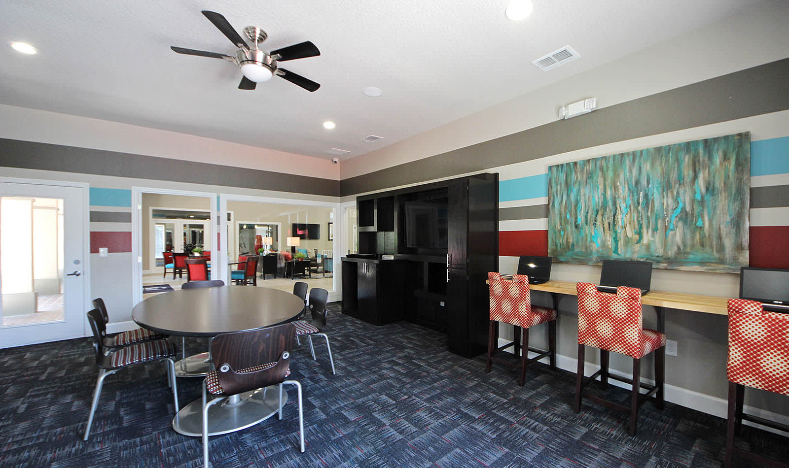 Clubhouse With Public Computer Stations at Altamonte at Spring Valley in Altamonte Springs, FL