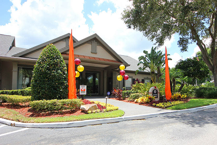 Leasing Office at Altamonte at Spring Valley in Altamonte Springs