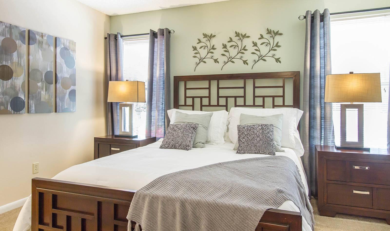 Bedroom at Autumn Cove in Orange Park