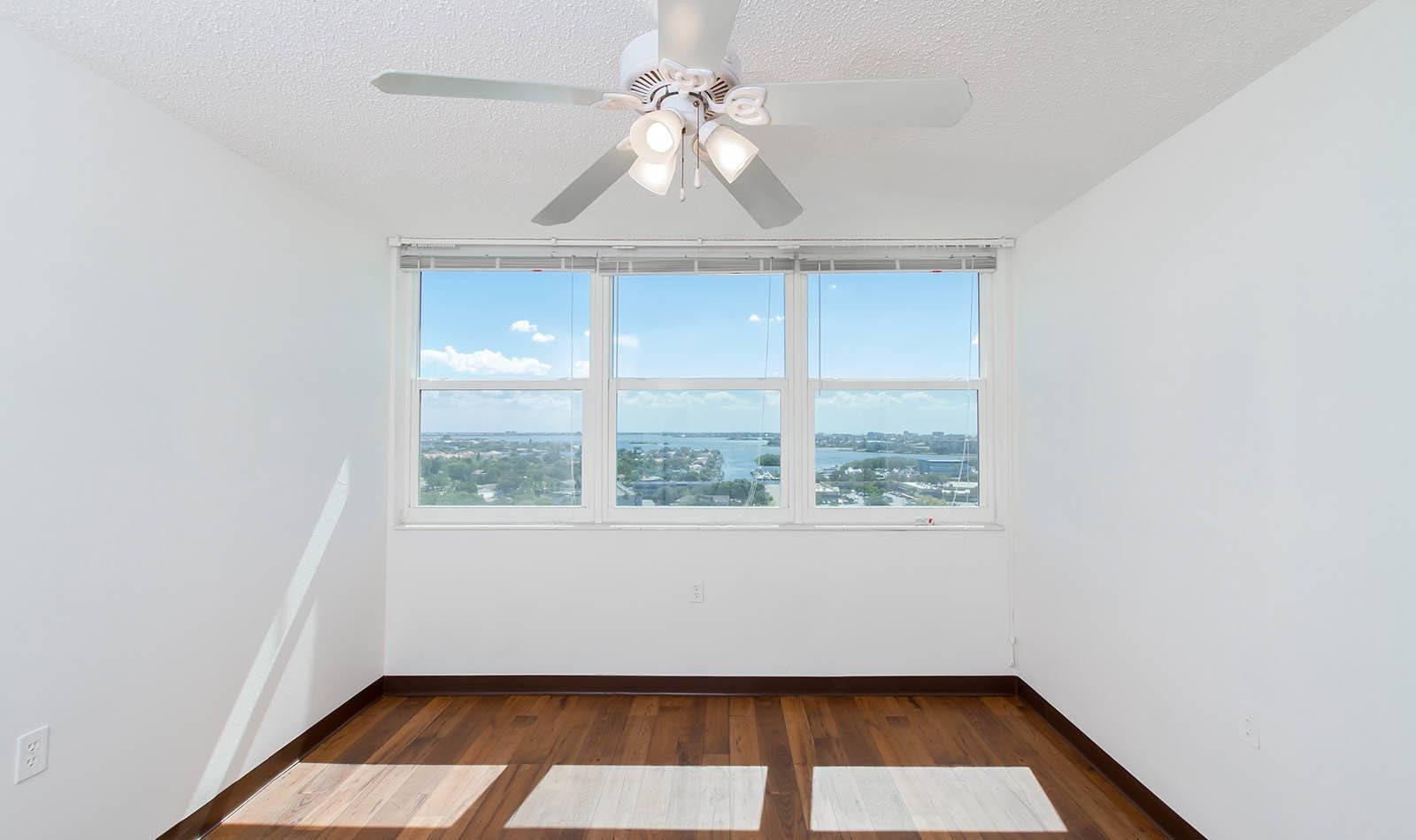 The view at apartments in South Pasadena, FL