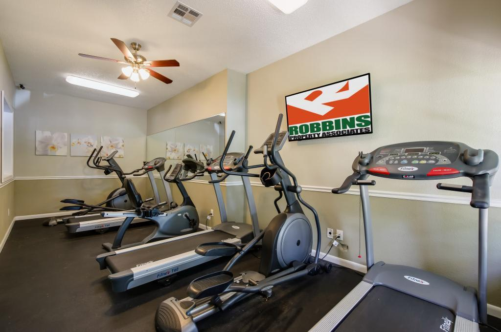 Fitness Center at Landmark at Amelia Ridge in Round Rock