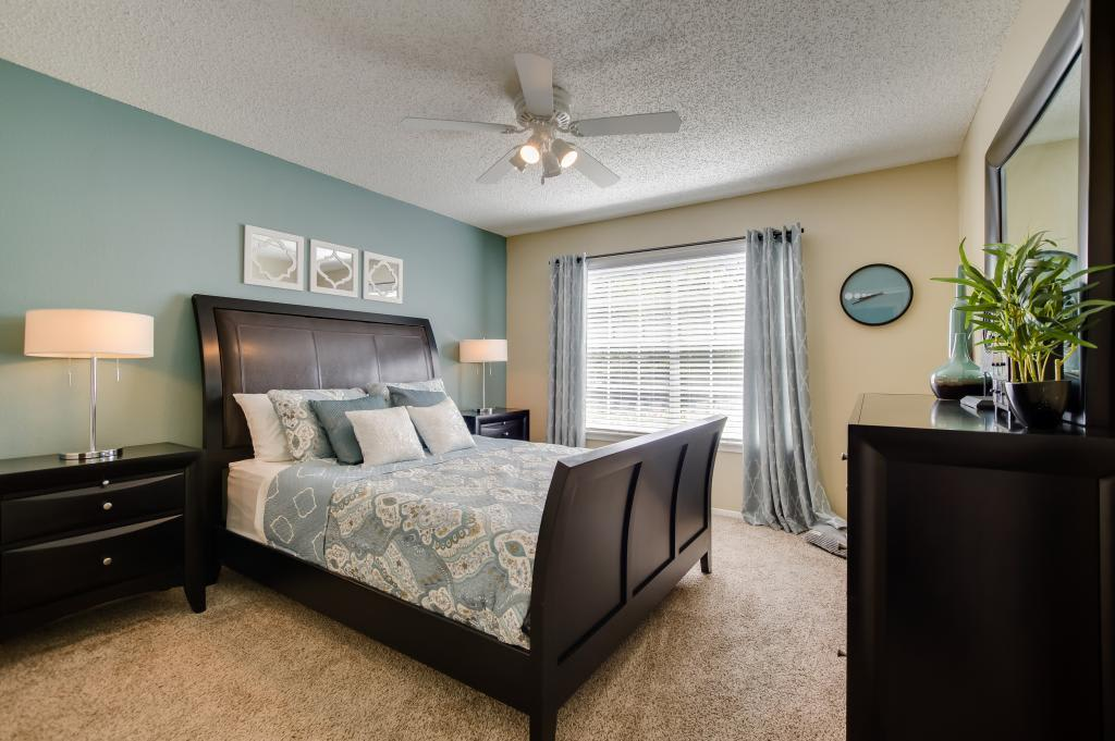 Spcaious Bedroom at Landmark at Amelia Ridge in Round Rock