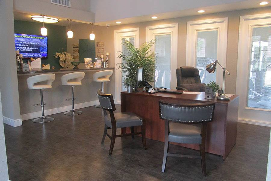 Clubhouse Office at Landmark at Kendall Manor