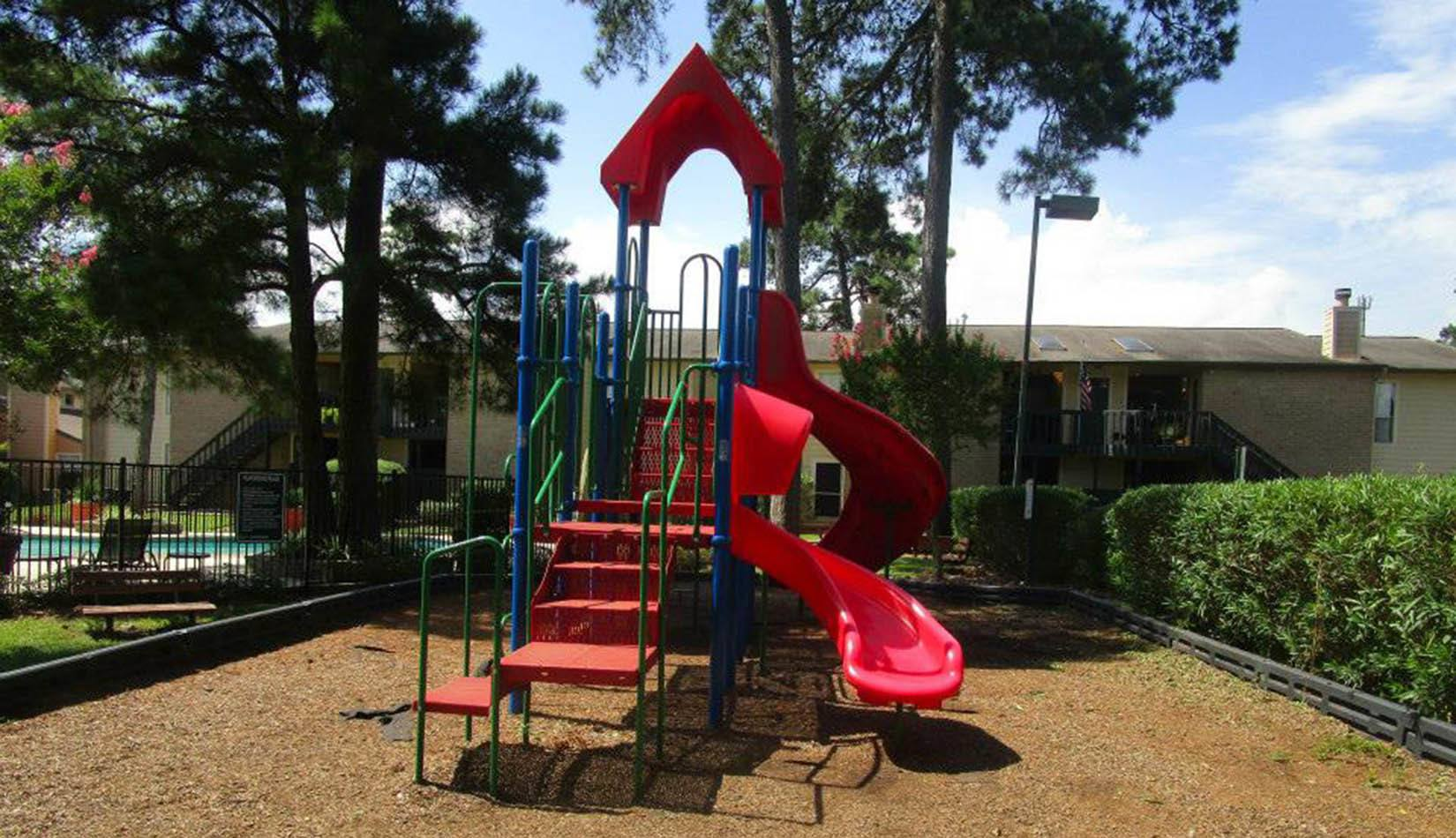 Playground at Landmark at Kendall Manor in Houston