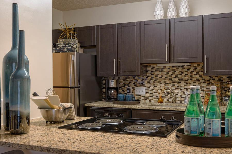 Luxurious Kitchen at Madison Southpark in  Charlotte