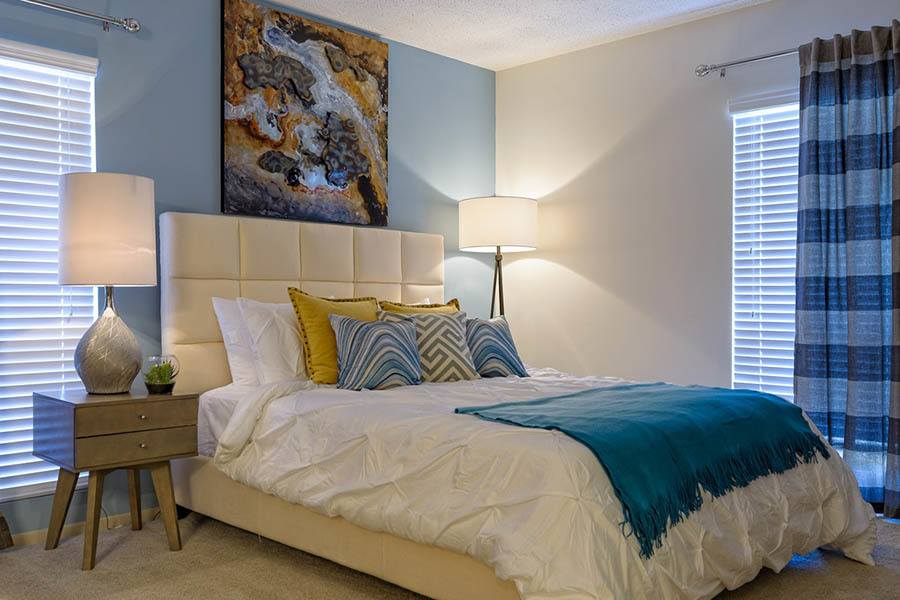 Spacious Bedroom at Madison Southpark in  Charlotte