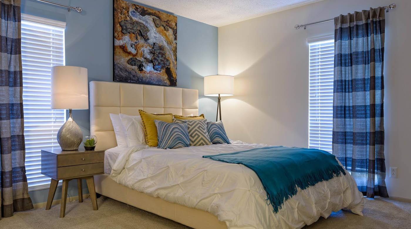 Spacious Master Bedroom at Madison Southpark in Charlotte