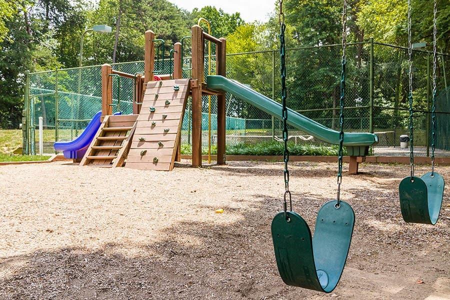 Playground at Bridges at Mallard Creek