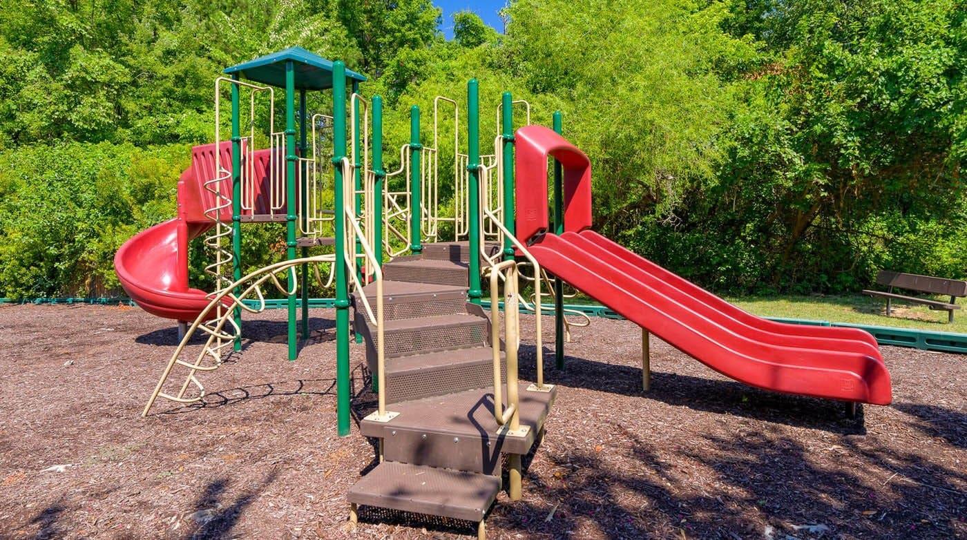 Playground at Millspring Commons in Richmond, VA