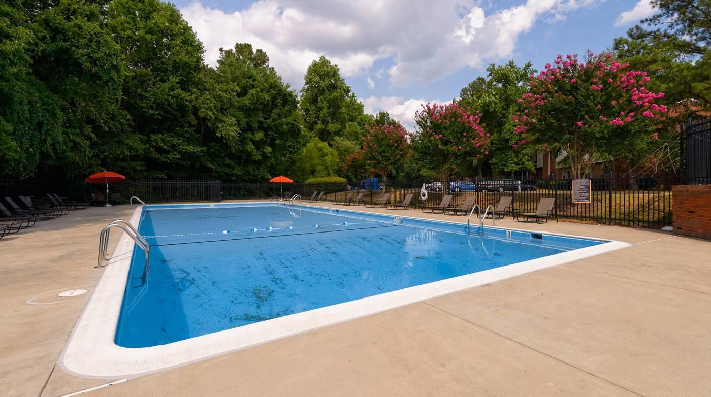 Pool at Millspring Commons in Richmond, VA