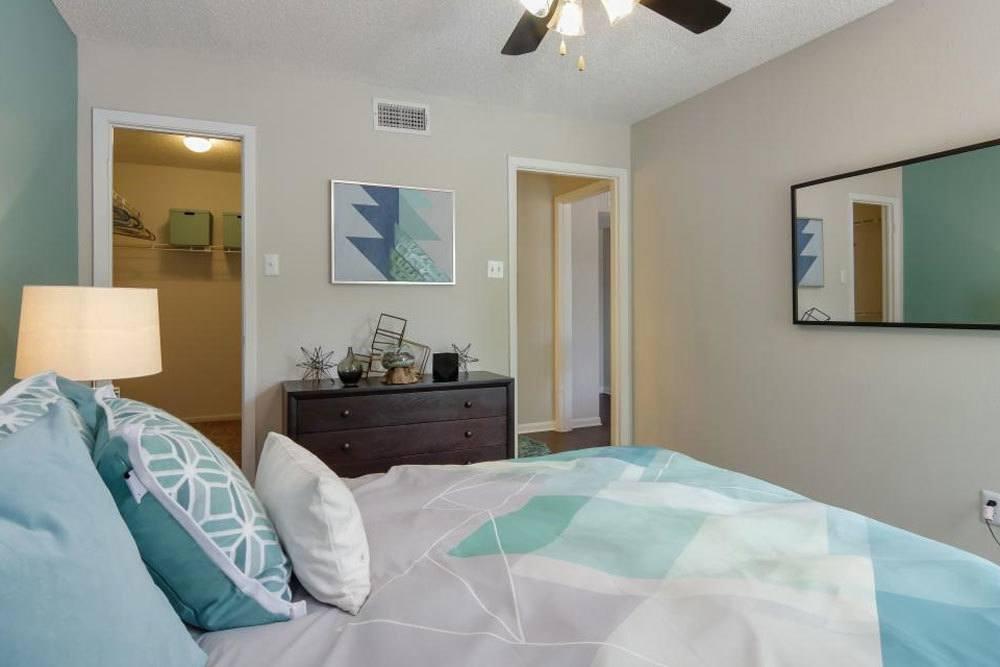 Bedroom at The Gallery at Katy in Katy, TX