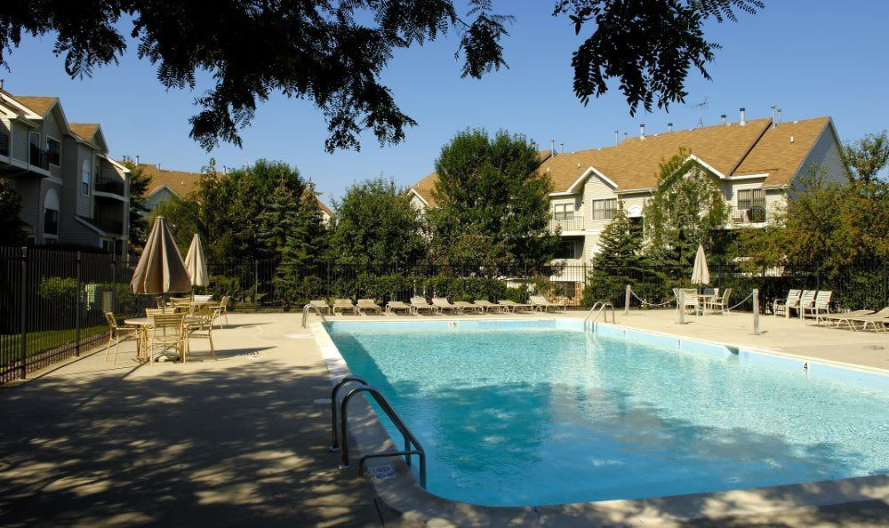 Pool at Fox Valley Villages