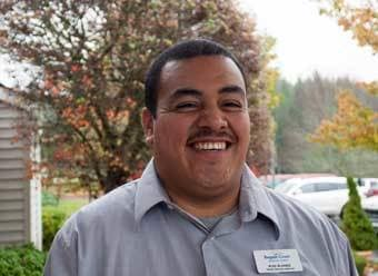 Alejandro Alvarez, Dining Services Director