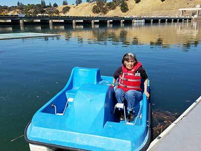 Boating in Citrus Heights