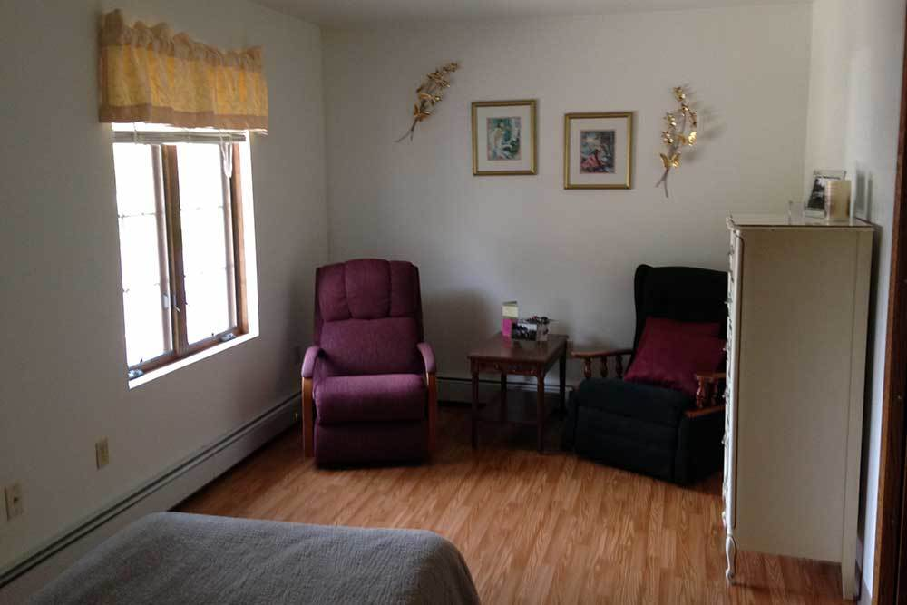 You'll feel right at home at Wyndemere Assisted Living.