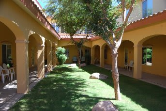 Pennington Gardens is located in pretty Chandler, AZ.