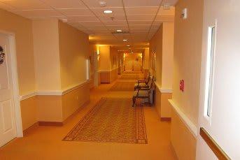 Hallway at Pennington Gardens in Chandler.