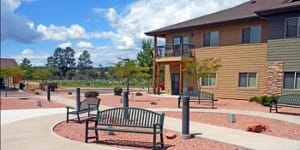 Beautiful properties at Compass Senior Living