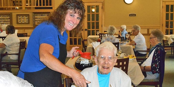 Compass Senior Living features the best amenities in Eugene, OR