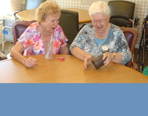 Contact us to learn more about out living options at Compass Senior Living