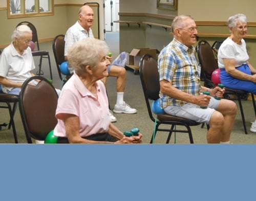 Contact us to learn more about out the services we offer at Compass Senior Living