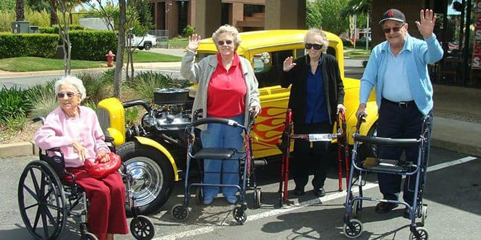 Assisted living in Eugene, OR