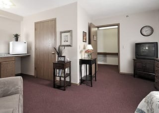 Contact Carrington Assisted Living to learn more about our floor plans.