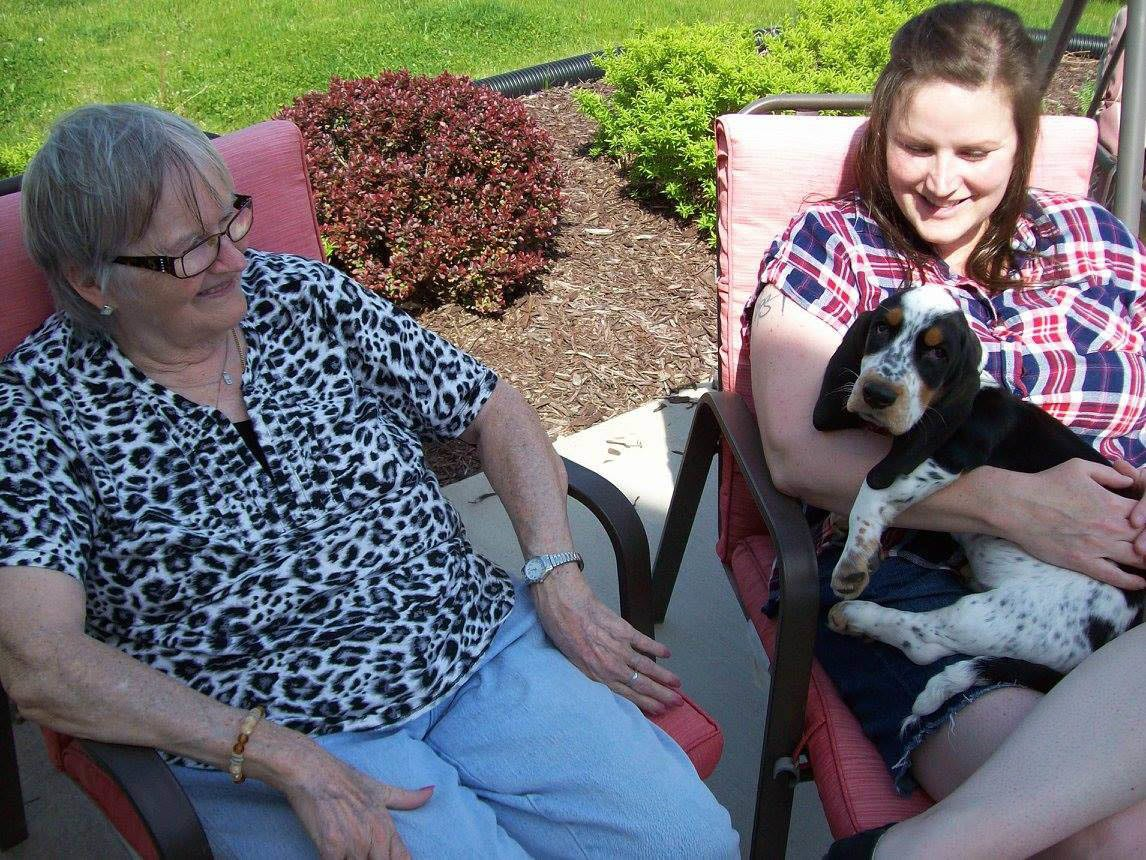 Pet Friendly at Marla Vista Assisted Living and Memory Care