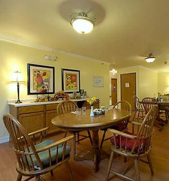 Contact us to learn more about our dining at Carrington Assisted Living