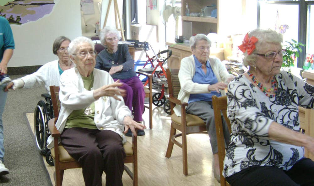 Health and wellness at senior living in Las Cruces