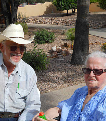 Contact us to learn more about assisted living at Woodland Palms Assisted Living & Memory Care