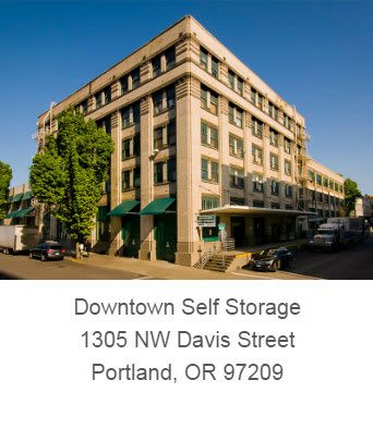 Visit a location nearby Downtown Self Storage - Johnson Street