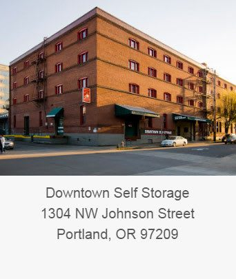 Other storage facilities close to Downtown Self Storage - Davis Street