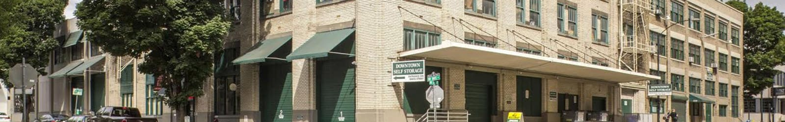 Visit Downtown Self Storage for the best self storage solutions in Vancouver.