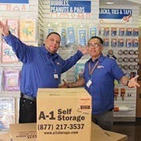 Belmont A-1 Self Storage Team