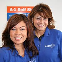 Chula Vista A-1 Self Storage team