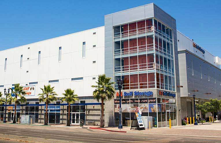 A-1 Self Storage in San Diego - Downtown.