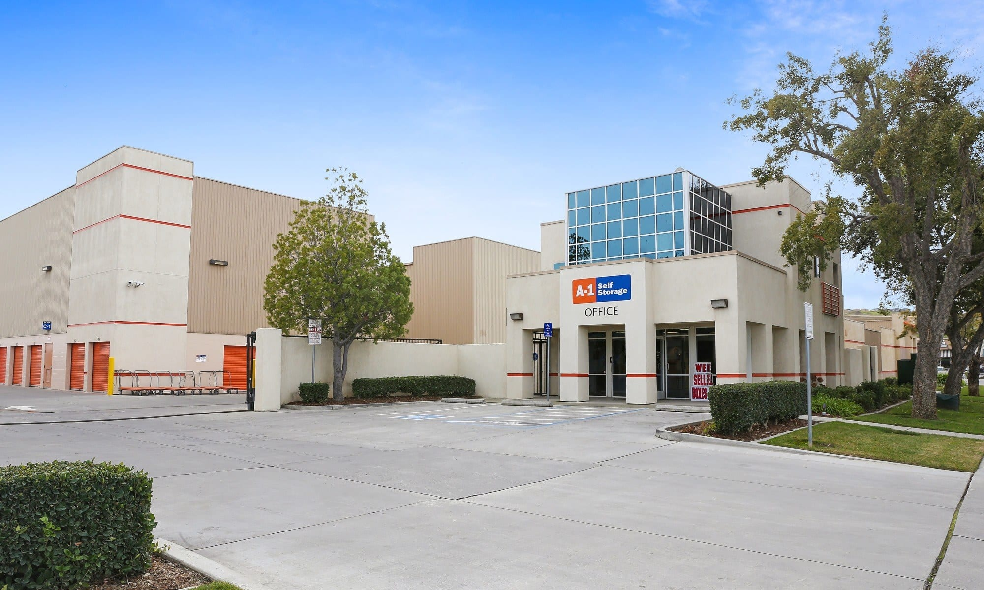 Self storage in San Jose CA