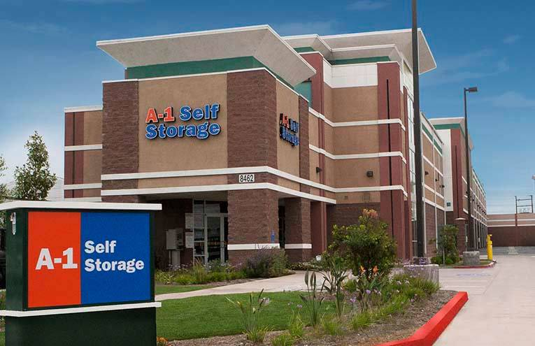 A-1 Self Storage facility located in Bell Gardens, CA