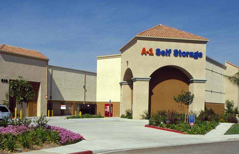 A-1 Self Storage in San Diego