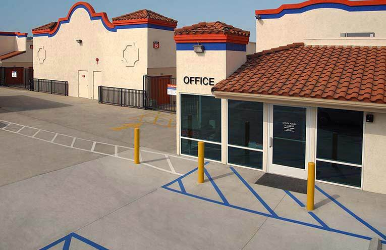 A-1 Self Storage located in El Cajon - N. Magnolia Ave.
