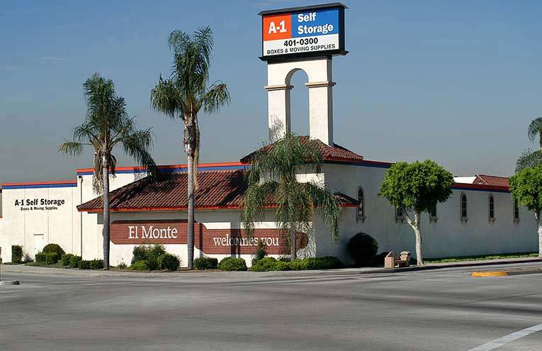 A-1 Self Storage in El Monte