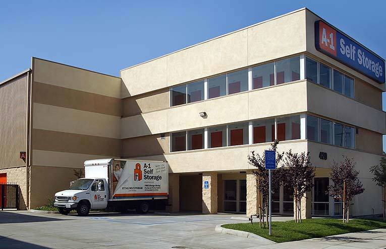 A-1 Self Storage in La Habra, CA